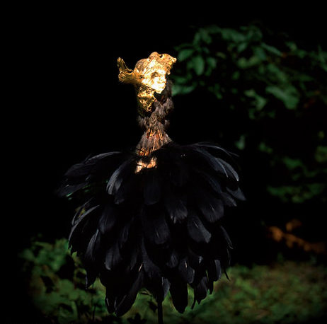 """""""Âme-Oiseau"""", 67/40cm"""