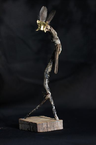 """""""Génie de la forêt"""", 30cm/5cm"""